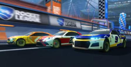 Rocket League - Tráiler NASCAR 2021