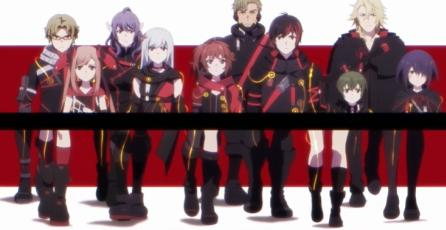 Scarlet Nexus - Tráiler del Opening Animado