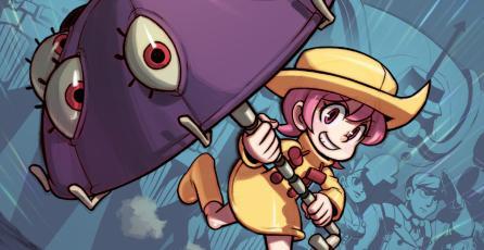 Umbrella por fin aparecerá en <em>Skullgirls</em> como personaje DLC