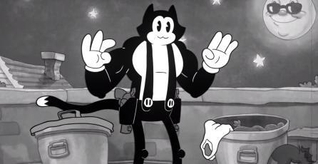 <em>Fortnite</em>: Meowscles estrena un nuevo skin inspirado en caricaturas antiguas