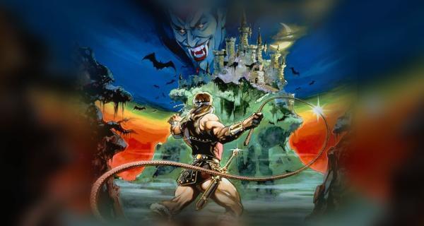 #ViernesRetro: <em>Castlevania</em> (NES)