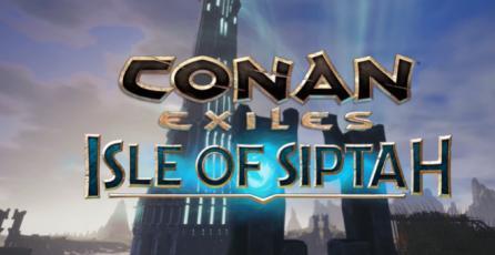 """Conan Exiles - Tráiler de Expansión """"Isle of Siptah"""""""