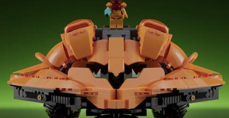 LEGO analiza posibilidad de hacer estos sets de <em>Metroid</em> y <em>Zelda</em>, pero no te emociones