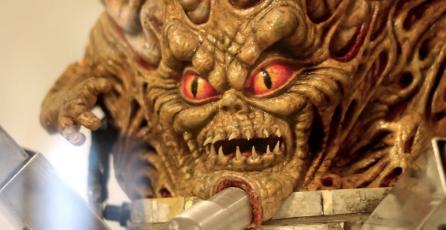 Creativo de <em>DOOM</em> quiere enviar modelo original de la Spider Mastermind a Marte