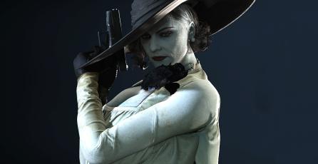 Increíble mod permite jugar como Lady Dimitrescu en <em>Resident Evil 3 Remake</em>