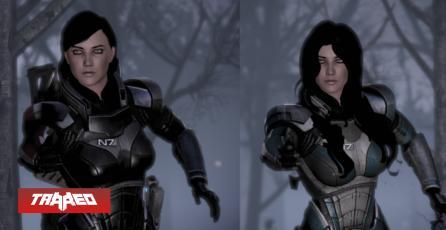 BioWare utilizó los mods hechos por los fans como punto de referencia para hacer Mass Effect Legendary Edition