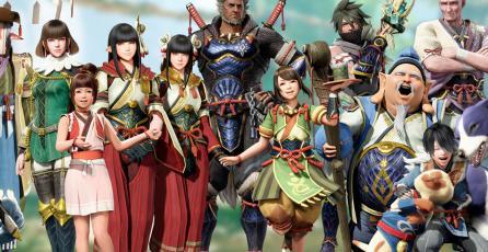 <em>Monster Hunter Rise </em>cumple 2 meses como el juego más vendido en Japón