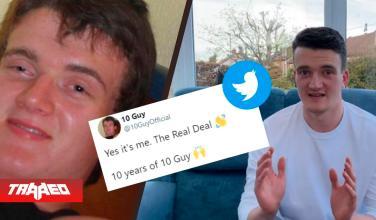 """Después de 10 años del meme """"Stoner Stanley"""" el joven revela su identidad y promociona su propia NFT"""