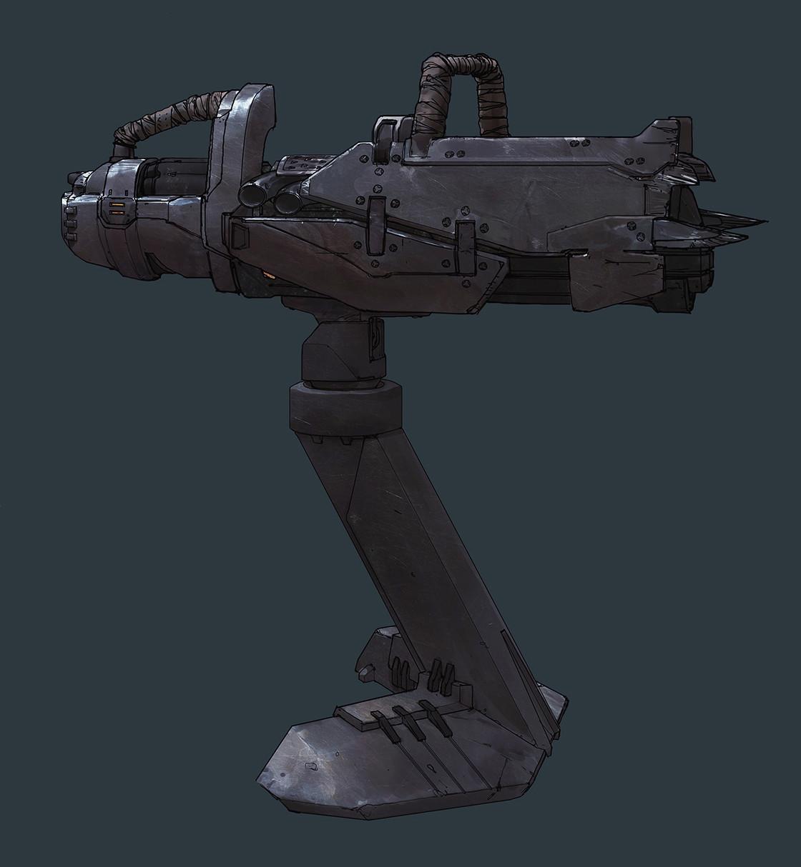 Scrap Cannon (Image via Halo Waypoint)