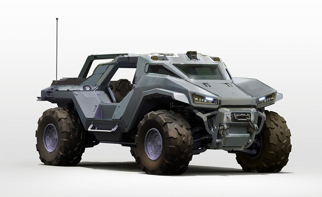 Razorback (Image via Halo Waypoint)