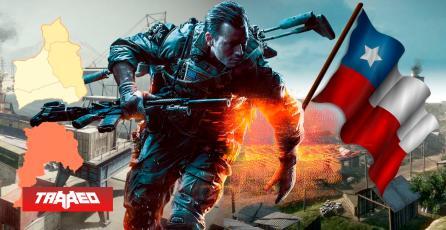 Battlefield 2042 llegará a PC, PS5, Xbox Series, PS4 y XONE, y traerá remasterizados los clásicos mapas de Arica y Valparaíso