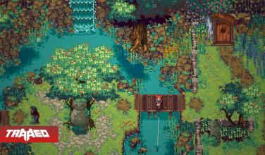 Kynseed: el nuevo juego tipo Stardew Valley, pero con dioses que pueden castigarte si no los satisfaces