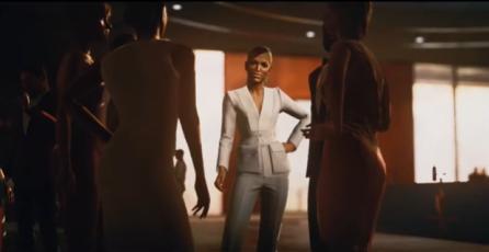 "HITMAN III - Tráiler de Misión ""The Iconoclast Elusive Target"""
