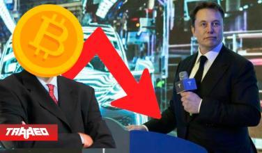 Elon Musk anuncia que Tesla no aceptará compras con bitcoins y la criptodivisa baja un 5%