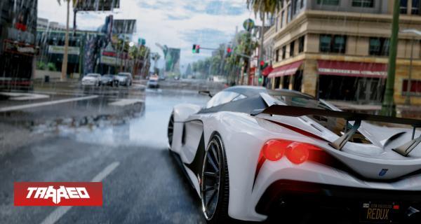 Intel convierte a GTA V en un juego extremadamente realista usando su nueva tecnología de aprendizaje automático