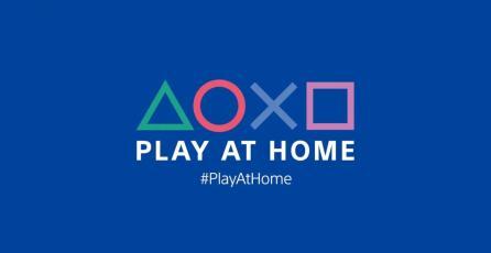 Play at Home continúa con más regalos para los jugadores de PS5 y PS4