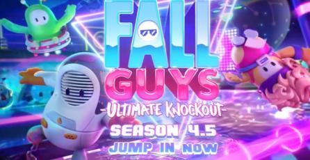 Fall Guys: Ultimate Knockout - Tráiler de Jugabilidad Temporada 4.5