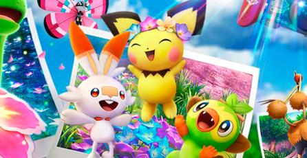 <em>New Pokémon Snap</em> le gana a <em>Resident Evil Village</em> en Japón