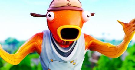 <em>Fortnite</em>: así es Pesca fiestera, la segunda Semana salvaje del Battle Royale