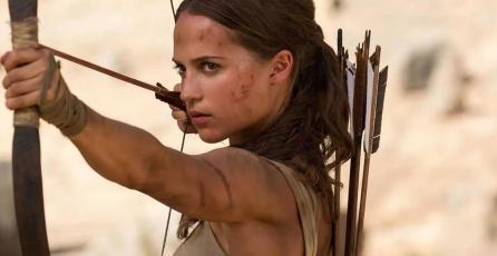 <em>Tomb Raider</em>: revelan posible nombre de la nueva película de Lara Croft