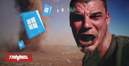 Tarreo se pone: Windows 10 a solo 7,58 dólares por 1 año