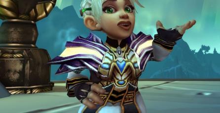 Revelan que un personaje importante de <em>Warcraft</em> es transgénero