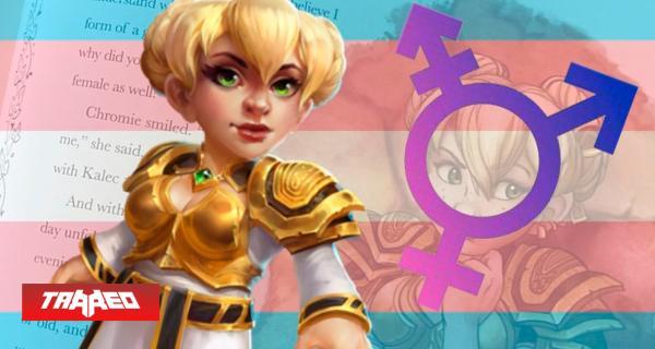 Principal diseñador narrativo de World of Warcraft confirma que Chromie es Transexual
