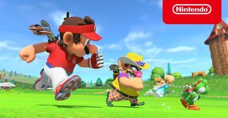 <em>Mario Golf Super Rush</em> - Trailer características