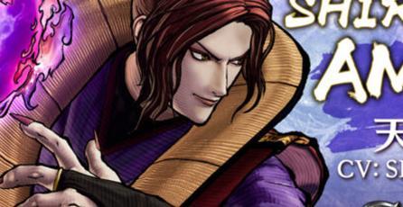 <em>Samurai Shodown</em> llegará a Steam muy pronto con un nuevo peleador DLC