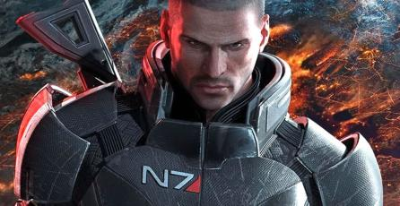 <em>Mass Effect: Legendary Edition</em> triunfa en su debut en Reino Unido