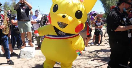 La Tía Pikachu fue elegida y participara en el proceso constituyente de Chile