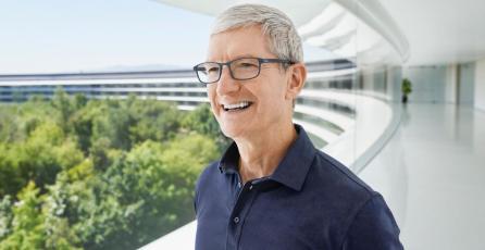 Tim Cook, director de Apple, se prepara para testificar en el juicio contra Epic