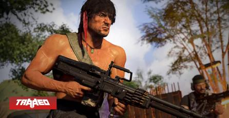 """Warzone: """"80s Action Heroes"""" lanza su primer tráiler revelando a Rambo y John McClane como personajes"""