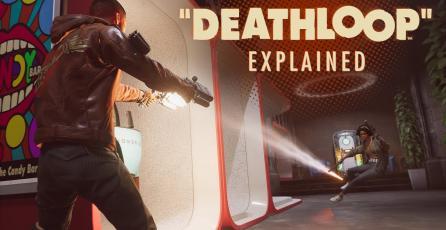 <em>DEATHLOOP</em> - Trailer