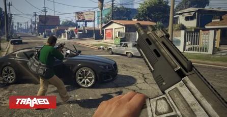 El mismísimo: Logra acabarse GTA V en solo 9 horas y sin recibir ningún daño