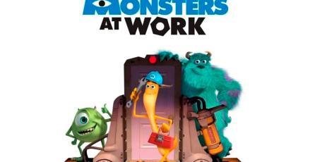 ¡Mike y Sulley regresan! Tenemos nuevo vistazo a <em>Monsters At Work</em>