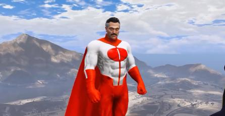 <em>Grand Theft Auto V</em>: increíble mod permite jugar como Omni-Man de <em>Invincible</em>