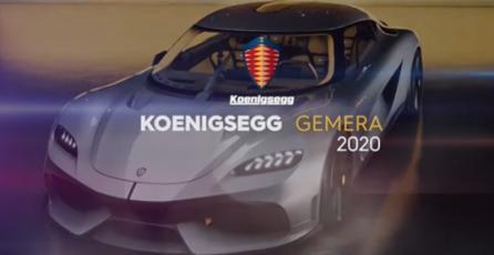 "The Crew 2 - Tráiler ""Koenigsegg Gemera"""