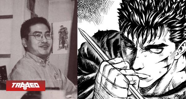 Fallece Kentaro Miura, autor de Berserk