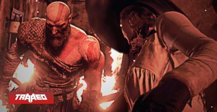Lady Dimitrescu se enfrenta a Kratos en este épico mod de Resident Evil 3 Remake