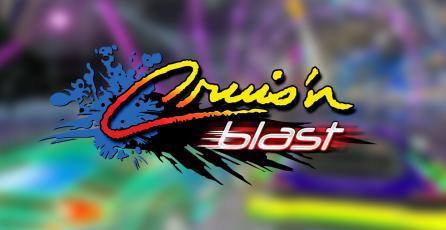 <em>Cruis'n Blast</em> estaría cerca de llegar a Nintendo Switch
