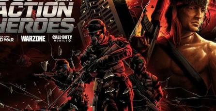 Rambo y John McClane invaden el Nakatomi Plaza en <em>CoD: Warzone</em>