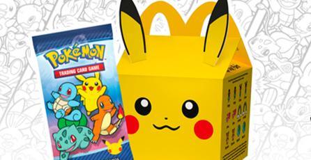 <em>Pokémon</em>: McDonald's pone nuevas reglas para detener a los revendedores de cartas en Reino Unido