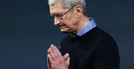 Jueza pone contra las cuerdas a Tim Cook, director de Apple