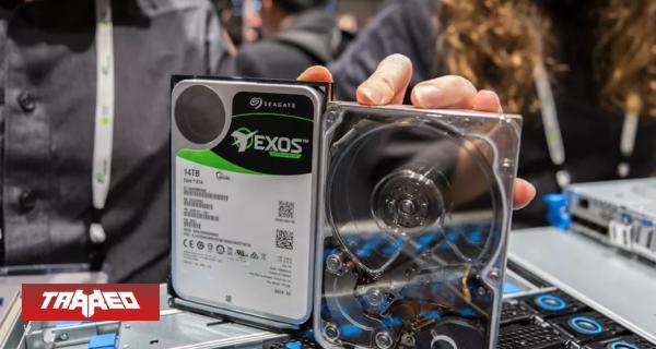 Seagate anuncia un disco duro que promete velocidades de un SSD