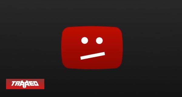 Los videos eliminados de YouTube también podrían generar strikes