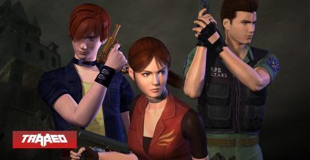 Resident Evil - Code: Veronica ya tiene un remake en camino desarrollado por los fans de la saga