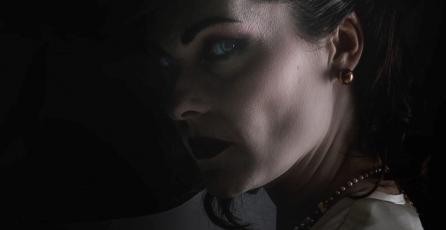 ¿Lady Dimitrescu en la vida real? Su modelo facial hace cosplay de la villana