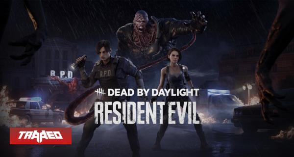 Némesis llegará a Dead by Daylight en crossover por los 25 años de Resident Evil