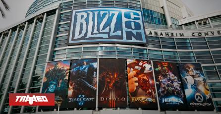 Blizzard cancela oficialmente la BlizzCon 2021